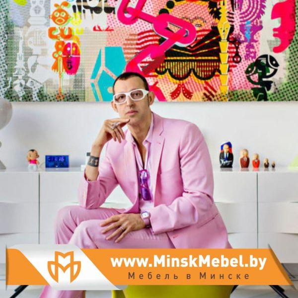 Дизайнеры мебели. Карим Рашид