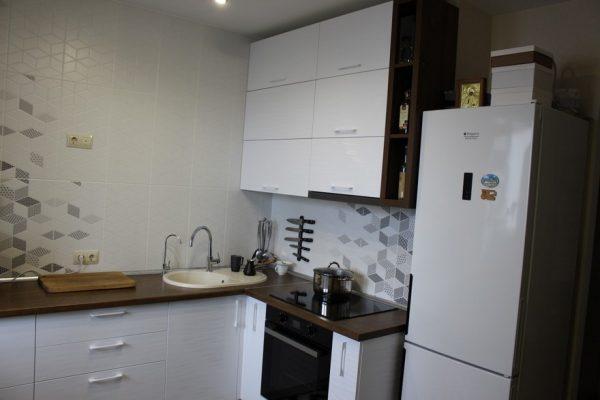 Кухня угловая КЗ-10