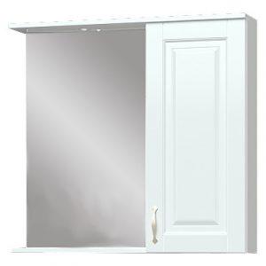 Шкаф навесной 1-дверный с зеркалом