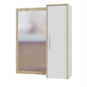 Шкаф настенный с зеркалом ПЗ-4