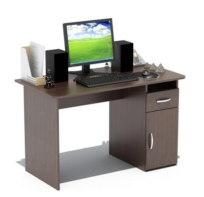 стол письменный с тумбой СПМ-03.1